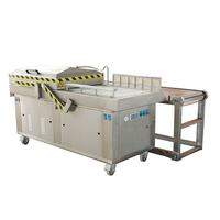 DZD-810/2SD Automatic Double Chamber Vacuum Packaging Machine